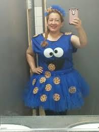 Cookie Monster Halloween Costume Adults Cookie Monster Diy Halloween Costumes Cookie