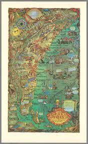 Blank Sc Map by The Grand Strand South Carolina By Jak Smyrl David Rumsey