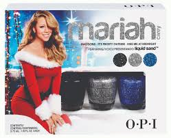 nail polish preview photos mariah carey for opi holiday gift