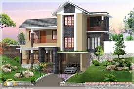 28 best new home design 2960 sq feet 4 bedroom villa design