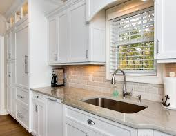 kitchen cabinets above sink refined casual style kitchen brielle new jersey by design