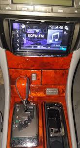 lexus gs430 aftermarket stereo aftermarket radio in ls430 page 5 clublexus lexus forum