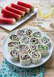 salami olive and cheese pinwheels i wash you