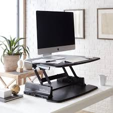 Adjustable Height Desk Reviews by Desk Riser Reviews Interior Design Ideas And Galleries