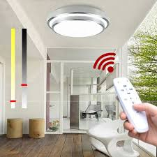 led ceiling lights change color temperature ceiling lamp 40w smart
