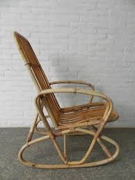 bamboo rocking chair design home u0026 interior design