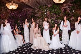 sarah seven bridal spring 2018 u2013 wwd