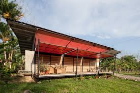 tiny house deck wooden deck inhabitat green design innovation architecture