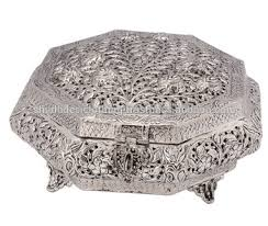 silver gift items india high quality diwali gift fruit box made in india buy