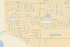 Map Of Cape Coral Fl Florida Manatee Cape Coral Friends Of Wildlife