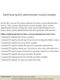 Best Resume Network Engineer by System Administrator Resumes Virtren Com