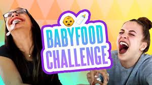 Challenge Baby Ariel Babyfood Challenge Baby Ariel