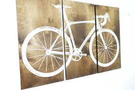 Vintage Home Decor Nz Wall Art About Antique Metal High Wheel Bicycle Tricycle Wall