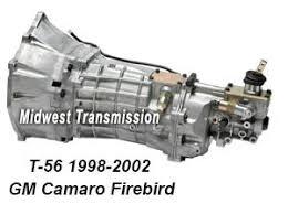 camaro transmission t 56 rebuilt manual transmission and parts midwest transmission
