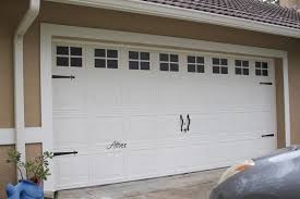 Faux Paint Garage Door - creating a faux carriage garage door pinterest addict