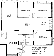 singapore hdb house floor plan house plans