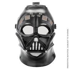darth vader halloween costume anovos star wars darth vader standard helmet prop replica