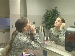 air force female hair standards female military grooming