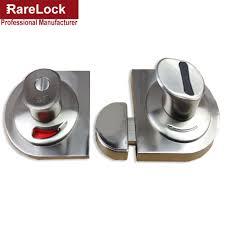 Bathroom Occupied Indicator Toilet Door Lock U0026 Aogao 88 2 Bathroom Toilet Door Lock