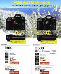 d7200 black friday amazon 2016 nikon black friday deals leaked online camera times