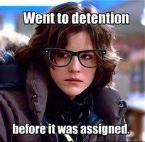 Breakfast Club Meme - the breakfast club molly ringwald f i l m