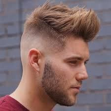 spiked looks for medium hair 50 stylish hairstyles for men with thin hair