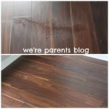 Laminate Flooring Polish Bona Hardwood Floor Mop Review We U0027re Parents
