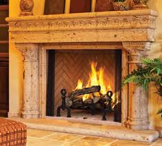 interior design perfect two sided modern isokern fireplace design
