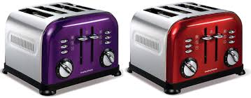 Morphy Richards Accents Toaster Morphy Richards Accents Toaster U2013 4 Scheiben Toaster