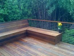 How To Build Patio Bench Seating Outdoor Garden Bench Seat U2013 Exhort Me