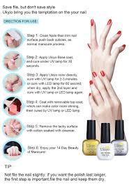 amazon com 8pcs color changing gel nail polish 3d magnetic