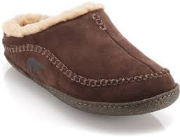 sorel falcon ridge slippers s rei