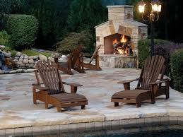 outdoor fireplace kits wood burning fireplace ideas