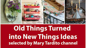 Home Decor Things Old Things Turned Into New Things Ideas U2013 Recycled Home Decor