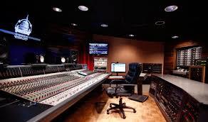 Recording Studio Mixing Desk by Studio A Omega Recording Studios