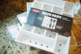 organizing kitchen drawers giveaway heartworkorg drawer dividers for kitchen from oxo
