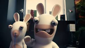 raving rabbids e3 sunny side