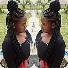 the half braided hairstyles in africa 44ffac16e7bc8cdb61cdf7a7ba11d38a jpg 736 736 braiding