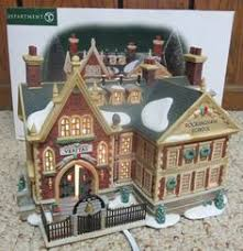 department 56 dickens dept 56 dickens staghorn lodge retired mint