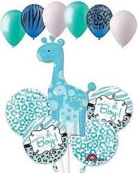 Welcome Baby Home Decorations Decorate The Dessert Table With A Turquoise And Brown Baby Shower