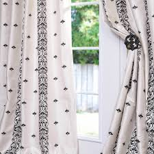 White Silk Curtains Silk Curtains And Drapes Silk Curtain Shop