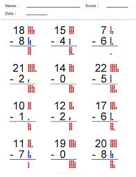 math worksheets for preschoolers addition koogra
