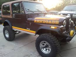 jeep 1982 1982 jeep cj7 renegade u2013 the jeep farm