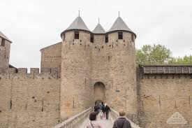 Carcassonne France Map by Travel The Fairytale Castle City Of Carcassonne France