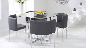 Glass Dining Room Table Set Appealing Modern Dining Room Furniture Glass Tables Bar And Of