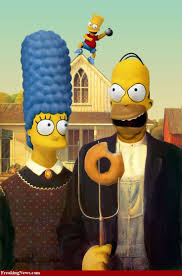 182 best art parody american gothic images on pinterest gothic