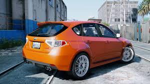 2016 subaru impreza wrx hatchback subaru impreza wrx sti gta5 mods com