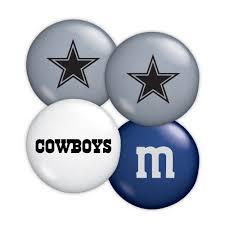 amazon com dallas cowboys m u0026m u0027s glass bowl and candy grocery