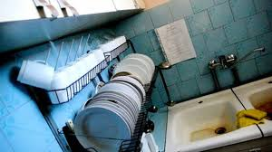 Old Kitchen Sink With Drainboard by How To Install An Antique Cast Iron Kitchen Sink With Drainboard