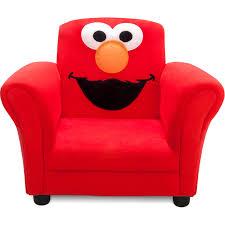 sesame street sofa sesame street elmo upholstered chair walmart com